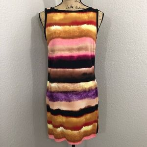 Ann Taylor Water Color Dress